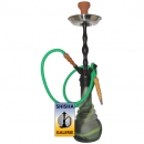 Kaya PN 630 Coated Frosted Earthquake Shisha