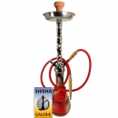 Kaya Shisha PNX 670 Frosted Red Temptation