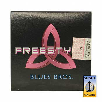 Freestyle Shisha Tabak Blues Bros 150g