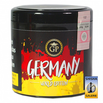 Golden Pipe Shisha Tabak Germany 200g