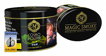 Magic Smoke Shisha Tabak Cosmopolitan 200g Dose