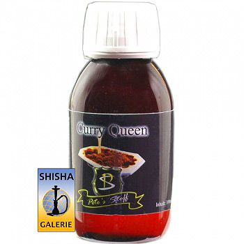 Petes Stoff Curry Queen Shisha Molasse 100ml