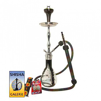 Shisha Set Deluxe Black Edition