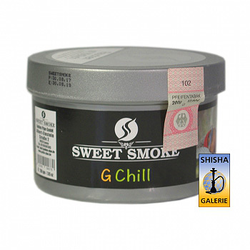 Sweet Smoke G Chill Tabak 200g