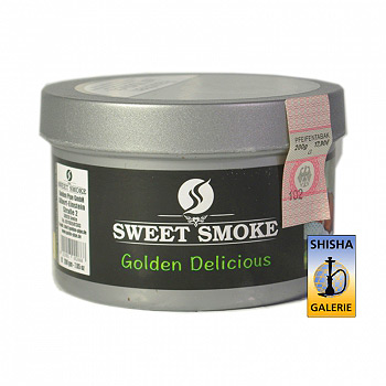 Sweet Smoke Golden Delicious Tabak 200g