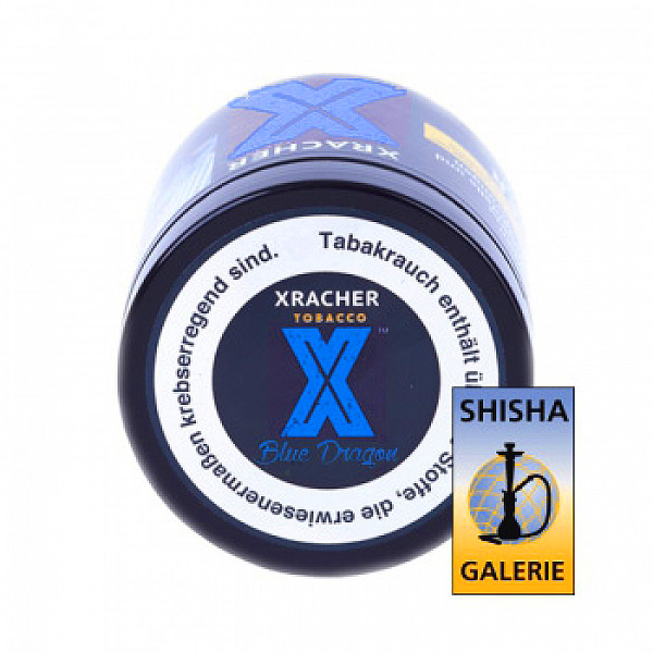 XRacher Shisha Tabak Blue Dragon 200g
